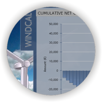Wind Turbine Web Calculator